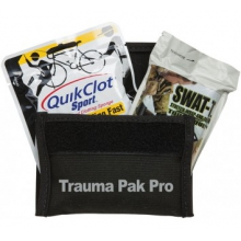Trauma Pack Pro with QuikClot & SWAT-T by Adventure Medical Kits