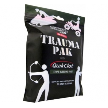 Trauma Pak with QuikClot by Adventure Medical Kits