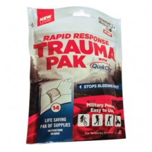 Rapid Response Trauma Pack with QuikClot by Adventure Medical Kits