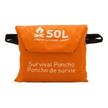 Survival Poncho by Adventure Medical Kits