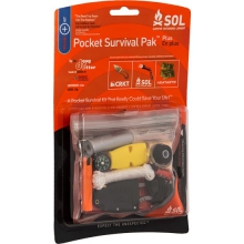 Pocket Survival Pak PLUS by Doug Ritter in Austin, TX