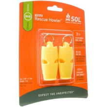 Rescue Howler Whistle by Adventure Medical Kits