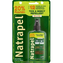 Natrapel 3.4oz Pump - uncarded