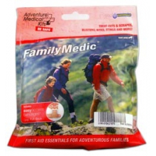 Family Medic Medical Kit - Red