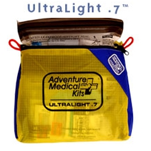 Ultralight .7 Medical Kit by Adventure Medical Kits
