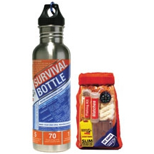 S.O.L Survival Bottle Kit Combo