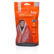 SOL Survive Outdoors Longer Emergency Blanket