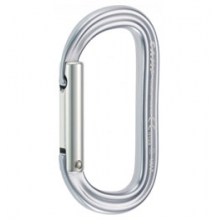 Oval XL Carabiner - Polished in Fairbanks, AK