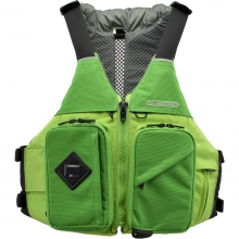 Ronny Fisher PFD - Green by Astral Buoyancy
