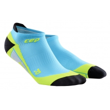 Men's Dynamic+ Run No-Show Socks by CEP Compression in Clare MI