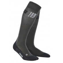 Women's Progressive+ Run Merino Socks by CEP Compression in Clare MI