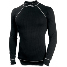 - Active CrewNeck Long Sleeve Men - Medium - Black/White by Craft