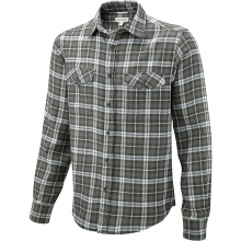 Men's Kiwi Check Long Sleeve Shirt