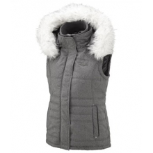 Housley Vest - Women's-Platinum Marl-8