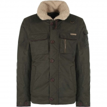Men's Faceby Bomber Jacket