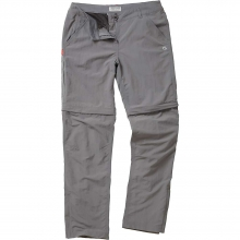 Women's Nat Geo Nosilife Zip-Off Trouser by Craghoppers