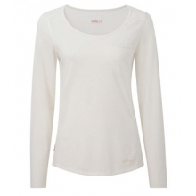 Nosilife Long Sleeve Tshirt - Women's-White-6