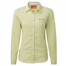 Women's Insect Sheild Olivie Long Sleeved Button Up Shirt in Peninsula, OH