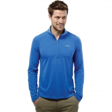 Men's Nosilife Felix LS Zip Top