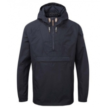 Auberon Cagoule Shirt - Men's-Dark Navy-M