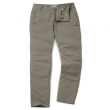 Mens NosiLife Mercier Trousers - Closeout Pebble 36/32 by Craghoppers