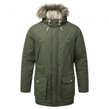 Men's Nat Geo Argyle Parka