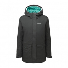 Womens Madigan 3 in 1 Compresslite Jacket Charcoal/DoveGrey