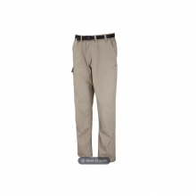 Mens Classic Kiwi Trousers Beach 34/30 by Craghoppers