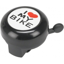 I Heart My Bike Bell by Dimension