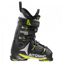 Hawx Prime 100 Skis Men's, Black/Lime/White, 25.5 by Atomic