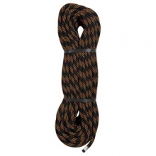 static rope 11mmx600' caving black by Edelweiss