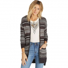 Women's Stripes Over You Cardigan by Billabong