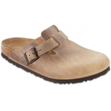 Boston Tobacco Oiled Leather by Birkenstock