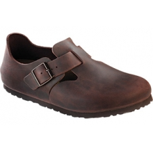 London Habana Oiled Leather by Birkenstock
