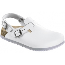 Tokyo White Leather by Birkenstock