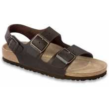 Milana Habana Oiled Leather by Birkenstock