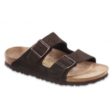 Arizona Mocha Suede by Birkenstock