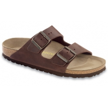 Arizona Habana Oiled Leather by Birkenstock