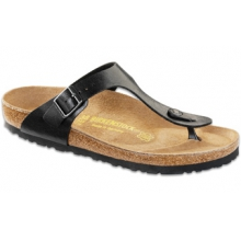 Gizeh Licorice Birko-Flor by Birkenstock