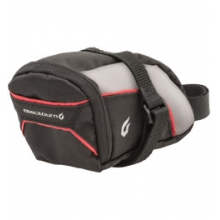 Local Small Cycling Seat Bag - Black/Grey by Blackburn Design