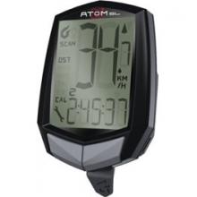 Atom SL Bike Cyclometer - Black by Blackburn Design
