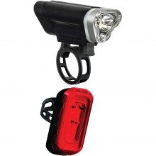 Front 75 And Local 10 Rear Led Bike Light by Blackburn Design