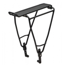 Local Deluxe Front or Rear Bike Rack - Black in Logan, UT