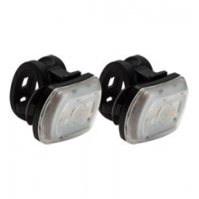 2'FER Front or Rear Bike Light - Black by Blackburn Design