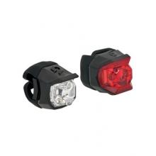 Click Combo Front & Rear Lights PDQ by Blackburn Design in Denver CO