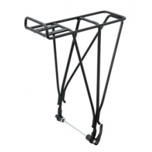 EX- 1 Rear Disc Bike Rack - Black in Brooklyn, NY