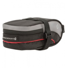 Local Medium Cycling Seat Bag - Black by Blackburn Design