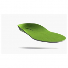 Custom Green Insole by Superfeet