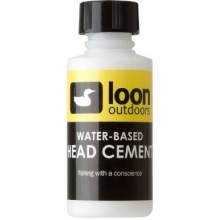 Water Based Head Cement System by Loon Outdoors