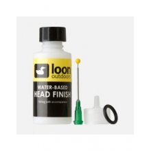 Water Based Head Finish System by Loon Outdoors